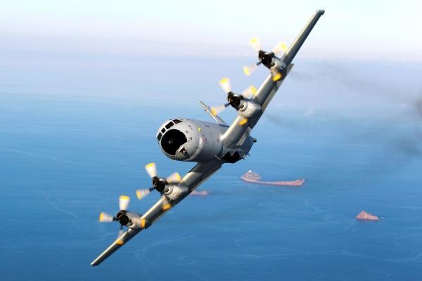 A chegada dos P-3A representa um significativo salto na capacidade de vigilância marítima aérea da FAB. (Imagem: Agência Força Aérea)