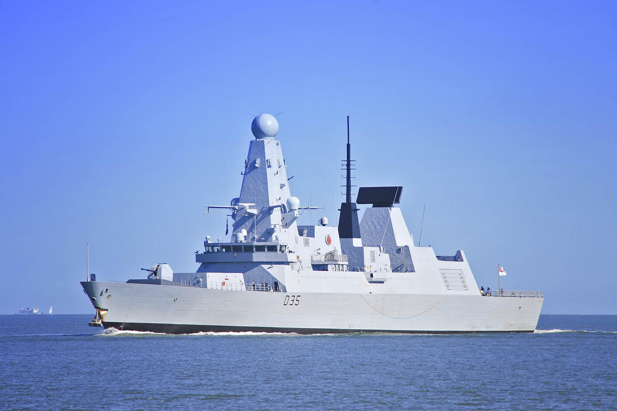 Uma das mais avançadas unidades do Reino Unido realizará exercícios com a Armada do Chile durante sua visita a Valparaíso.