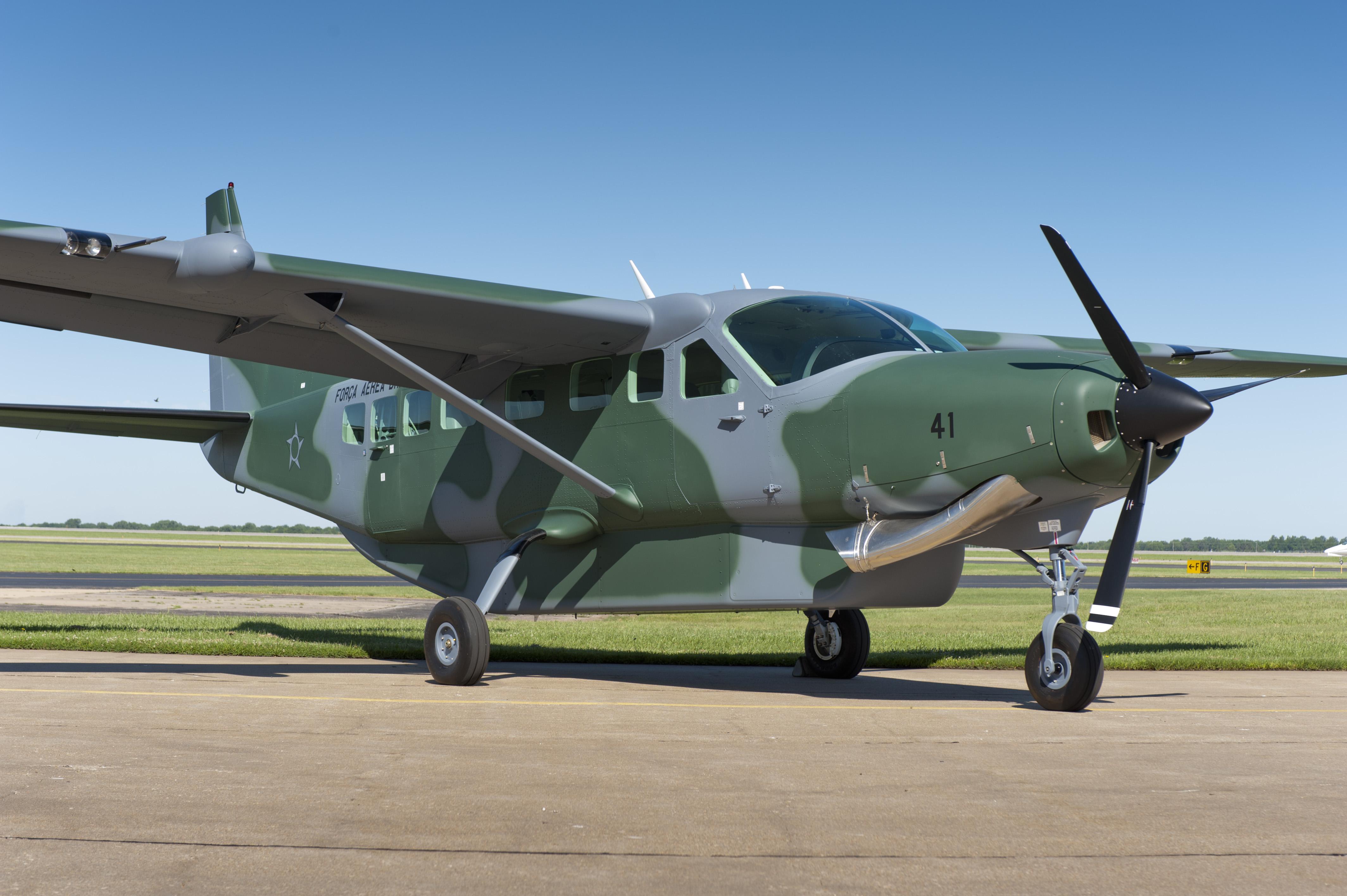 (Imagem: Cessna Aircraft Company)