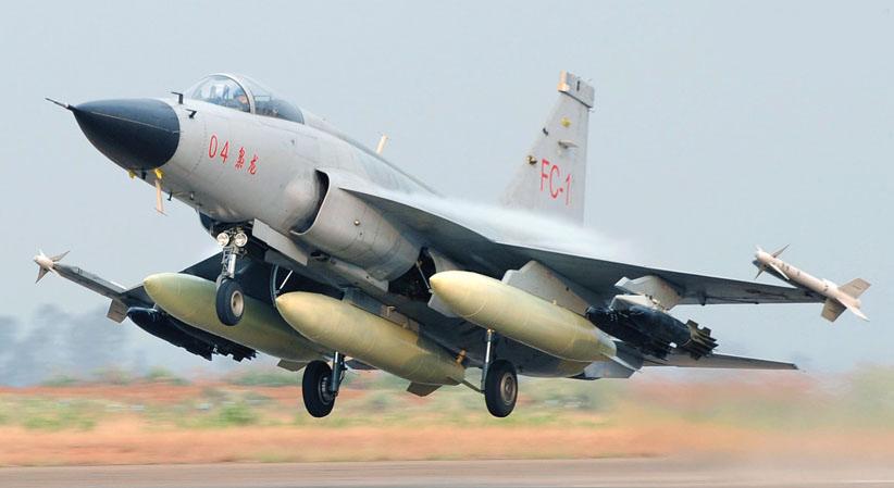 Foto 2 JF-17-Arg.