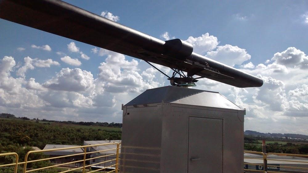 Sistema Radar Secundário S200R – Bradar/Embraer Defesa & Segurança