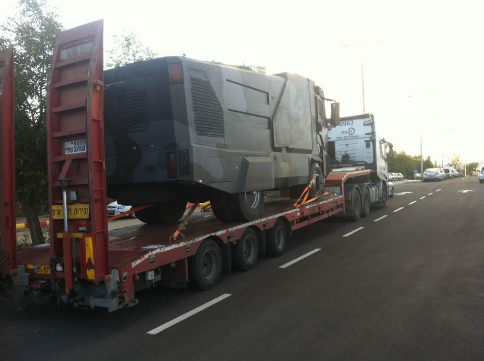 Carmor RCV da PMESP (05dez2015, dirigindo-se para o porto de Ashdod)-3