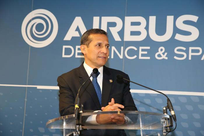 Imagem 1 e 2 Peru-Airbus