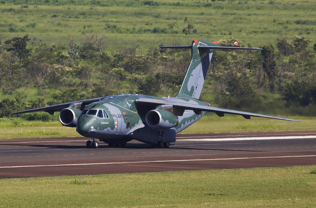 Imagem 1 KC-390-SJC
