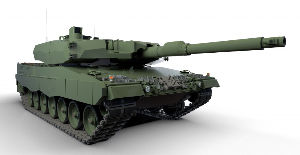 Imagem 1 Rheinmetall-Leopard2-Polonia