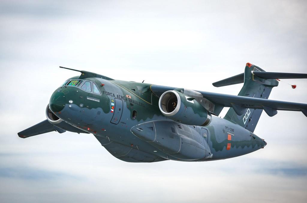 Imagem 1 Rheinmetall-KC-390