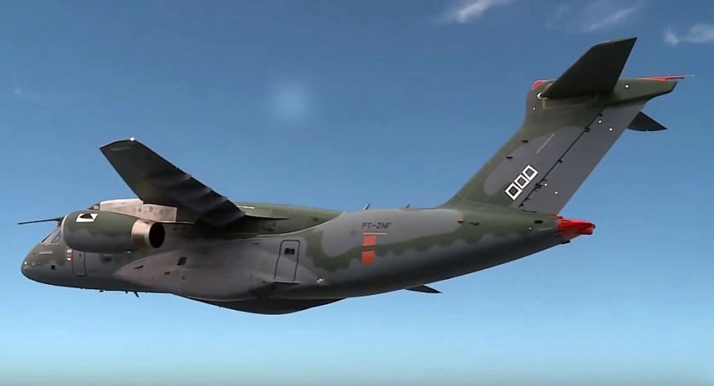 O objetivo do Workshop é verificar a forma mais eficiente de alocação de recursos para a fase de testes da aeronave. (Imagem: Força Aérea Brasileira)