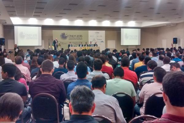 Dados fizeram parte dos 14 trabalhos publicados no congresso de engenharia mecânica, considerado o principal evento científico da área no Brasil. (Imagem: Agência Força Aérea)