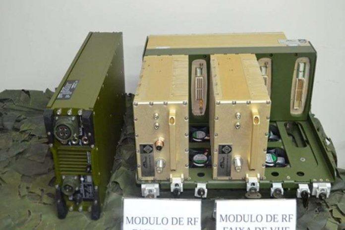 Projeto Rádio Definido por Software do Ministério da Defesa (RDS-Defesa) avança.