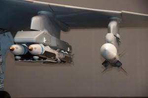 F-39 Gripen E Mock-up na SAM