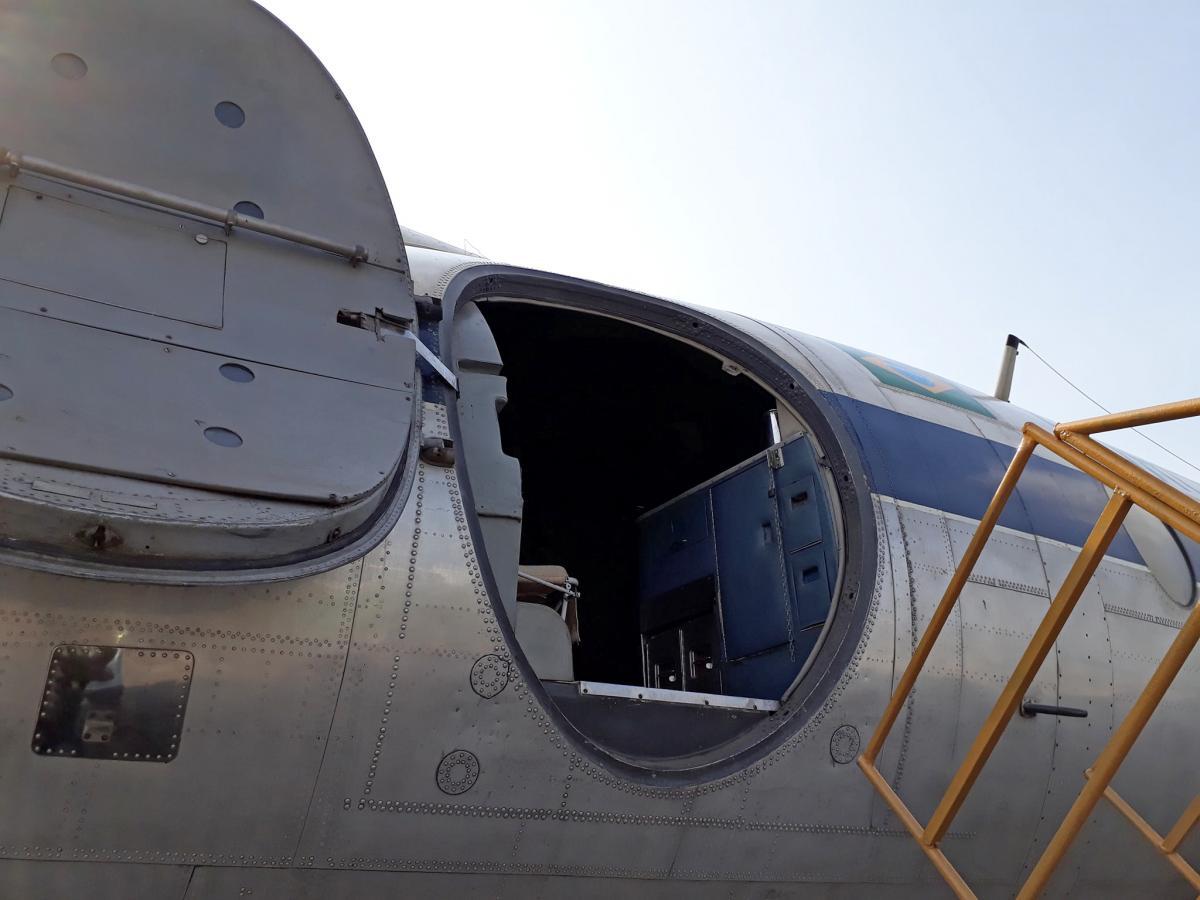 Vickers Viscount Presidencial