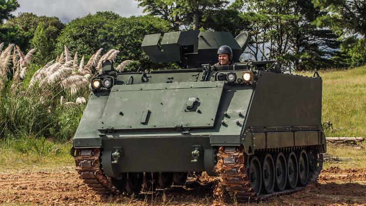 M113 (Imagem: BAE Systems)