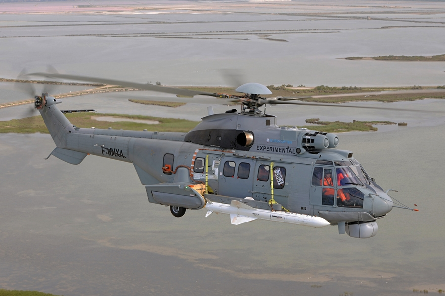 EC 725 (Imagem: Airbus Helicopters)