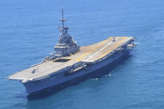 Recuperação da força-motriz do NAe São Paulo será o primeiro passo para a modernização da embarcação. (Imagem: Marinha do Brasil)