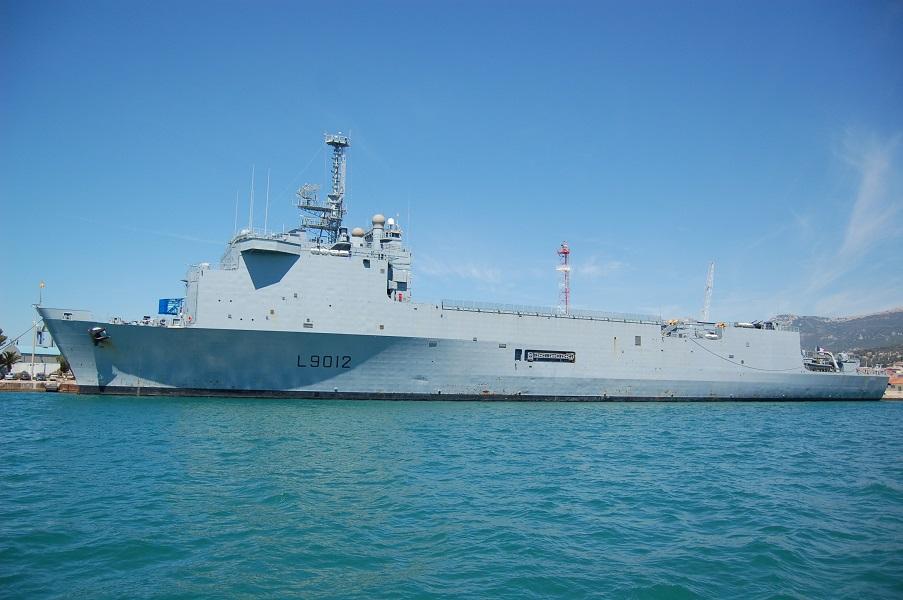 (Imagem: Marinha da França)