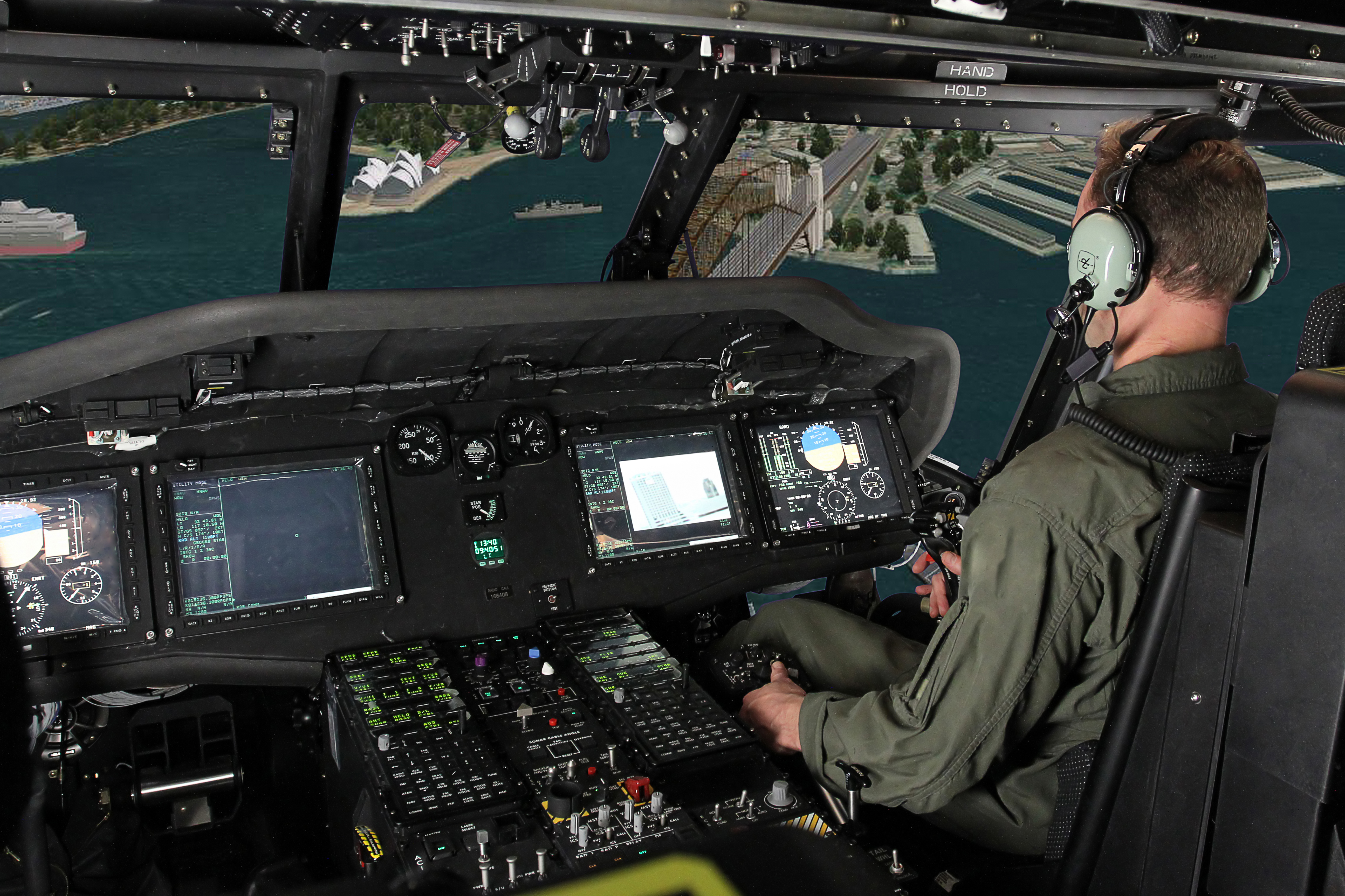 Foto 3 CAE-Bombardier.