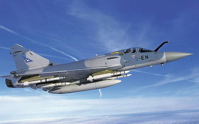 Foto 1 Mirage2000-5F-Colombia.