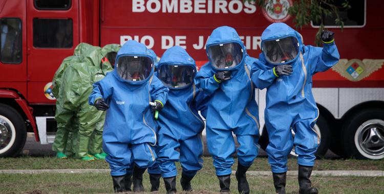 Foto 1 Brasil-Defesa NBQR.
