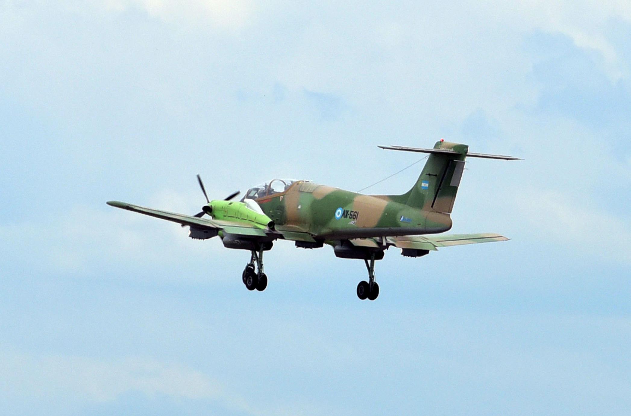 Imagem 1 IA-58H-PrimeiroVoo..