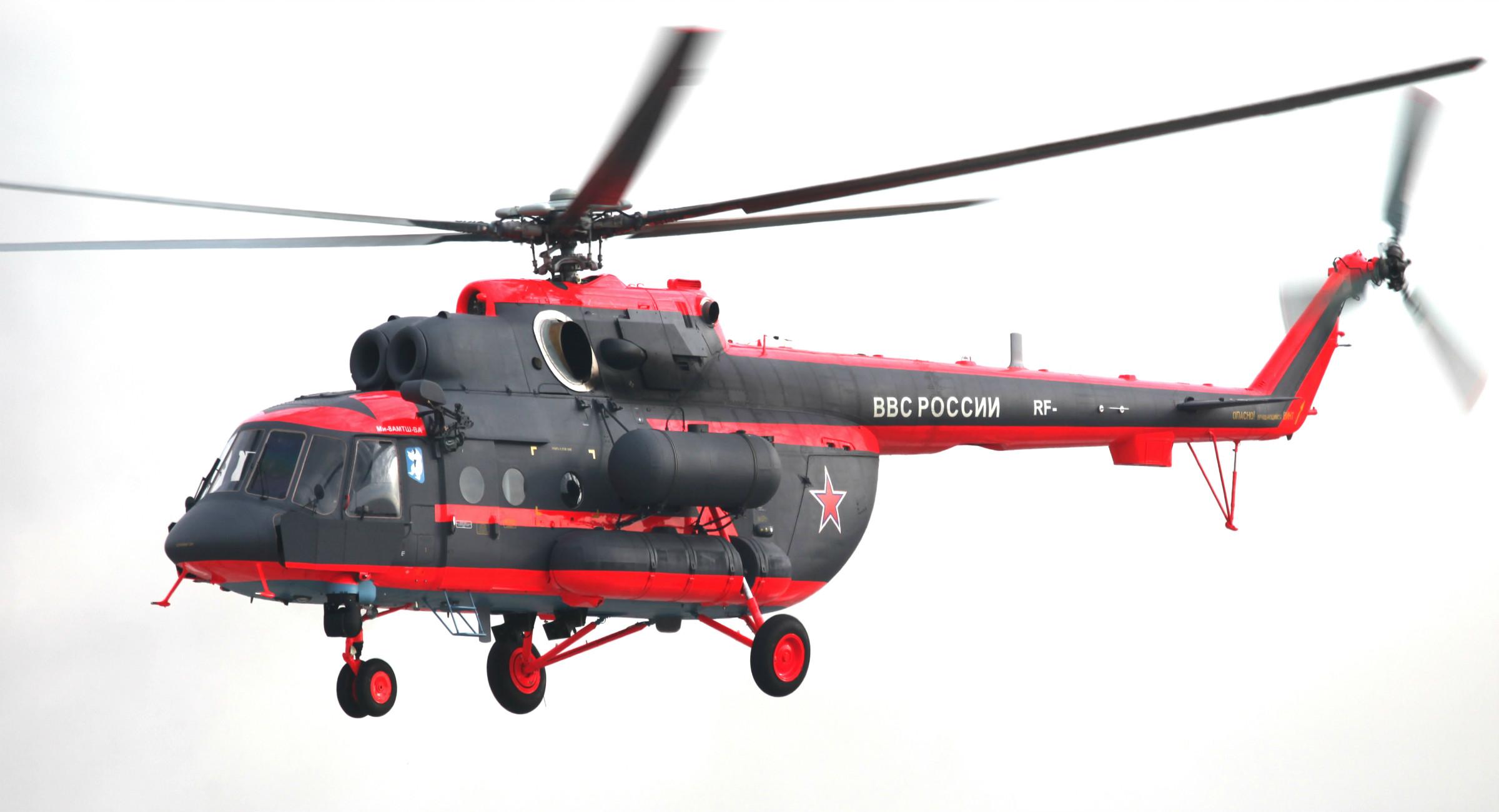 Imagem 1 Mi-8AMTSh-VA
