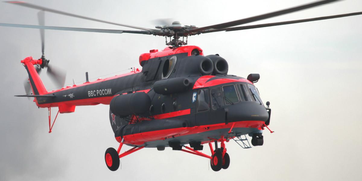 Imagem 2 Mi-8AMTSh-VA