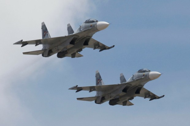 Imagem 2 Venezuela-Su-30MK2