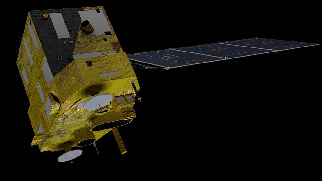 Imagem 2 CBERS-4-Brasil