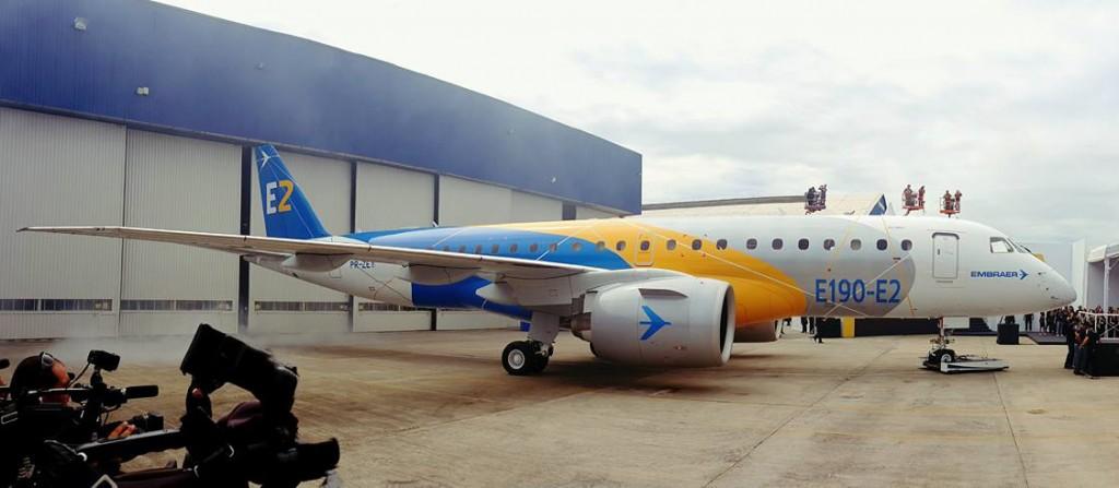 Imagem 1 E190-E2-rollout