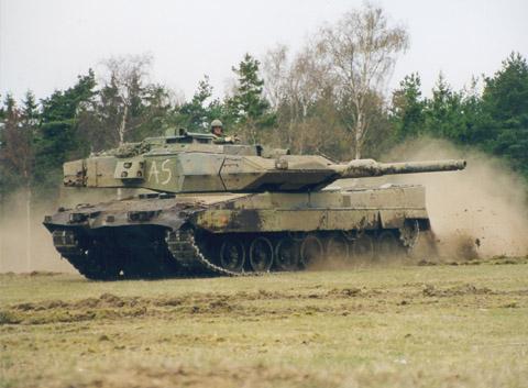 (Imagem: Exército da Suécia)