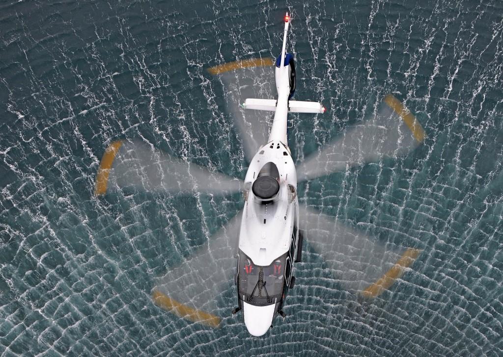 Configuração aeromecânica do H160 recebe validação. (Imagem: Anthony Pecchi)