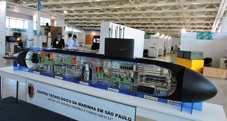 A 4ª Mostra BID Brasil será o maior encontro da Base Industrial de Defesa do País. (Imagem: Tereza Sobreira/MD)