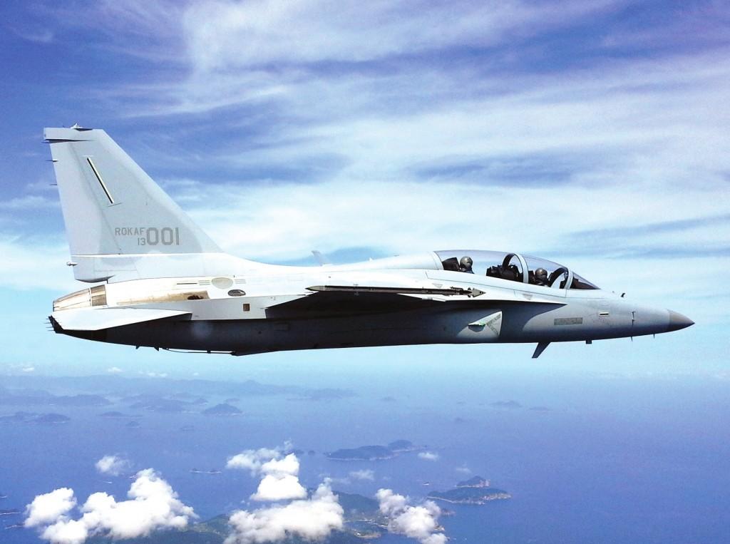 O FA-50 está sendo exportado para Indonésia, Iraque e Filipinas. (Imagem: KAI)
