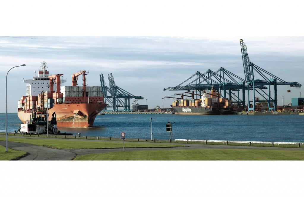 O Phaeros Group oferece soluções de gestão portuária e sistemas para operação de terminais. (Imagem: Phaeros Group)