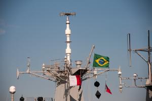 Chegada do PHM AtlÂntico ao Brasil
