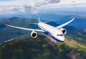 FIA 2018 em fotos.BOEING 787-8 DREAMLINER