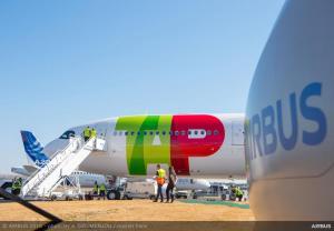 FIA 2018 em fotos.AIRBUS A320 NEO