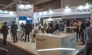 Hyperia Estande LAAD Security 2018